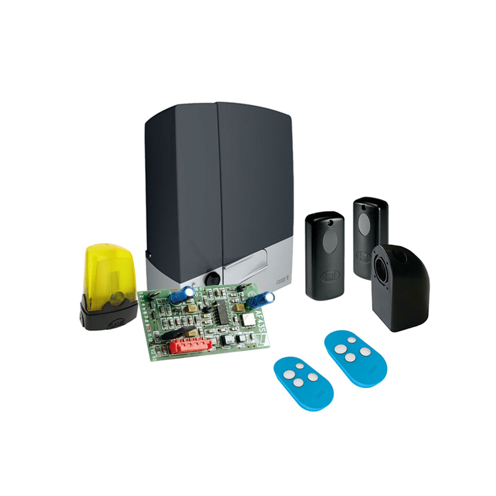 Kit automatizare poarta culisanta 8K01MS-004, 18 m, 600 Kg, 230 VAC imagine spy-shop.ro 2021