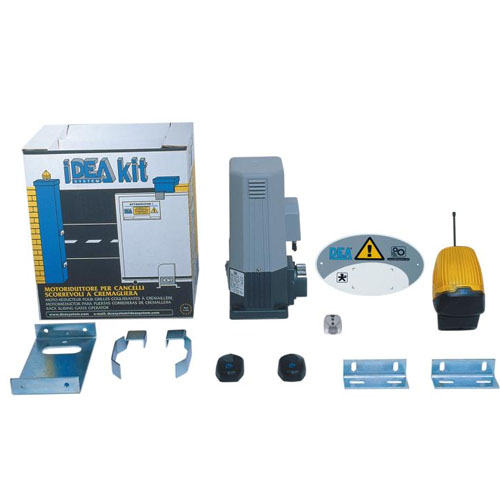 Kit automatizare poarta culisanta Dea Livi 6NET, 600 Kg, 230 Vac, 320 W imagine spy-shop.ro 2021
