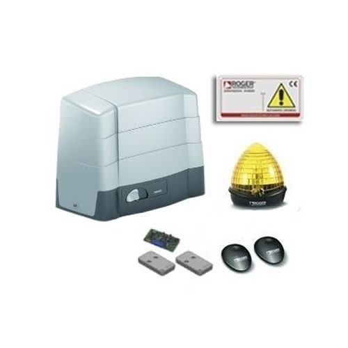 Kit automatizare poarta culisanta Roger Technology Kit BG30/2203, 2200 Kg, 36 V, 1700 N