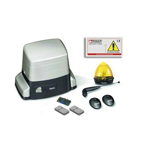 Kit automatizare poarta culisanta Roger Technology Kit R30/1204, 1200 Kg, 230 Vac, 420 W imagine spy-shop.ro 2021