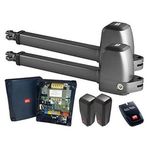 Kit automatizare porta batanta BFT ATHOS 230, 400 Kg/canat, 3 m/canat, 230 V