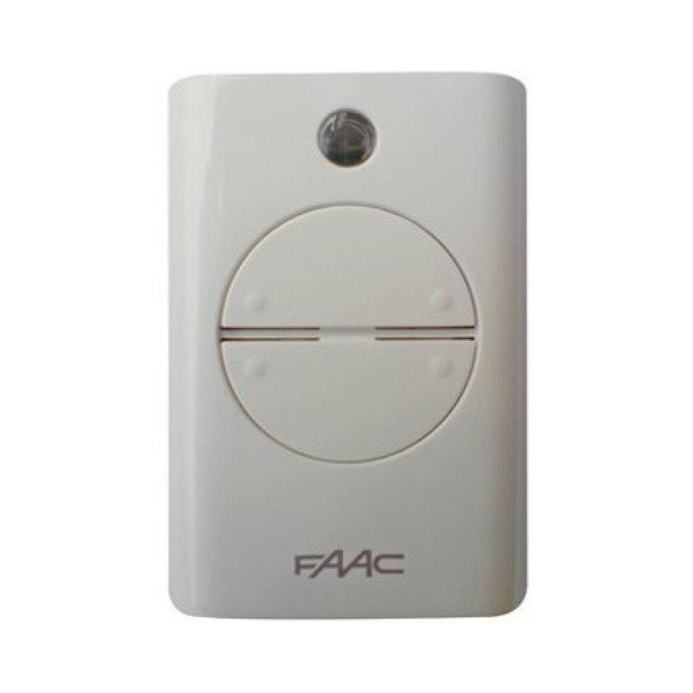Telecomanda FAAC XT4 433 RC, 4 canale, 12 V