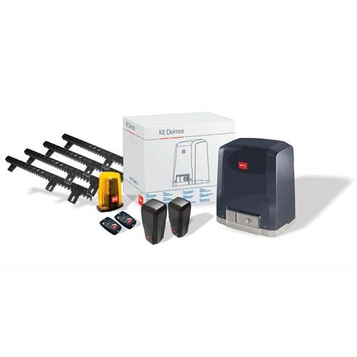 Kit automatizare porti culisante BFT DEIMOS A400 ULTRA BT, 400 Kg, 24 V, limitator electromagnetic