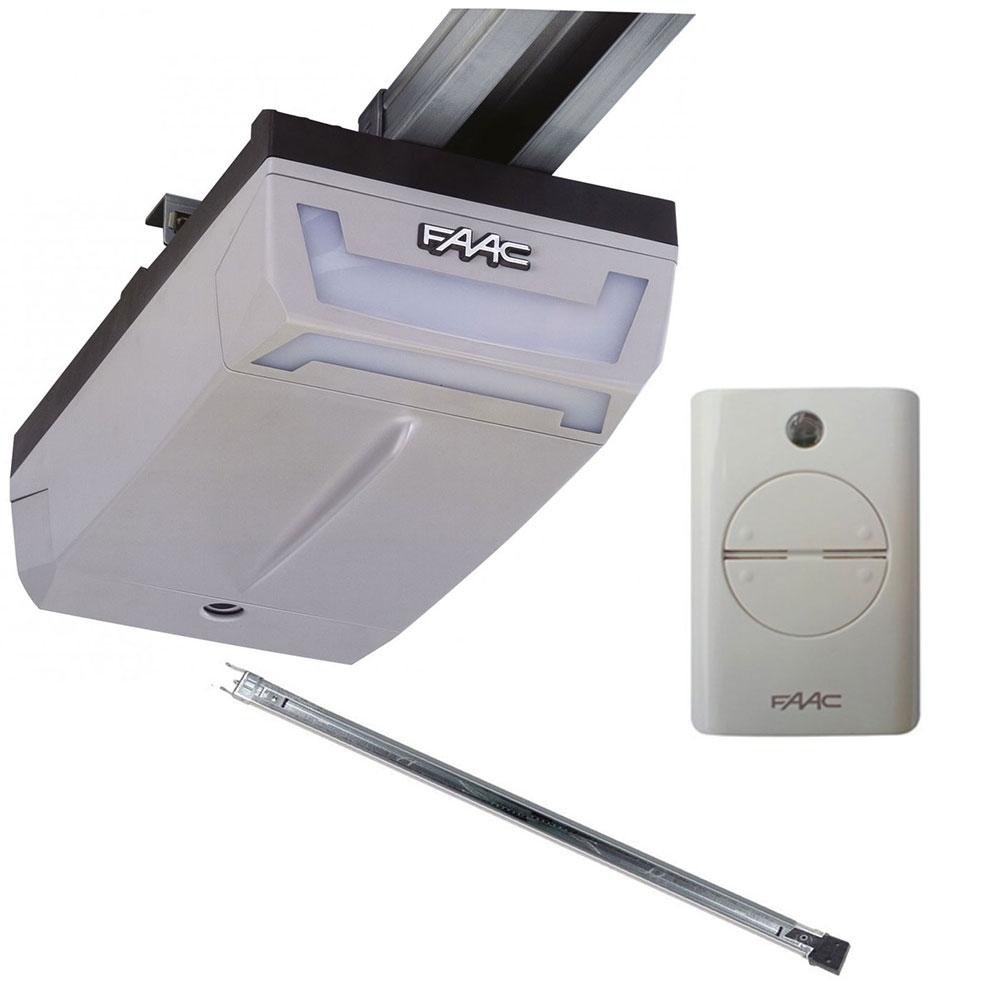 Kit automatizare usa de garaj FAAC D1000, 24 Vdc, 350 W, 1000 N