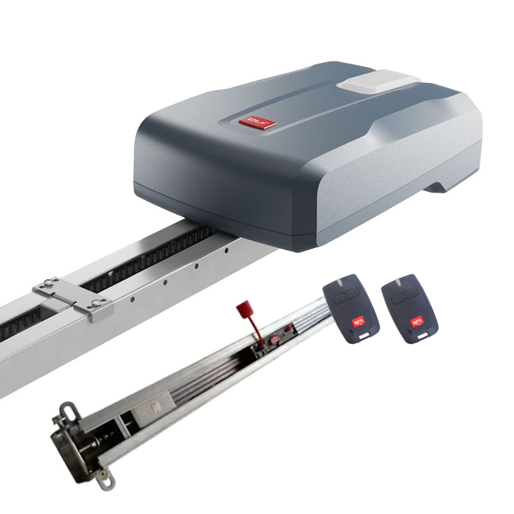 Kit automatizare usa garaj BFT BOTTICELLI-SMART-BT-A850-SINA3500-2XMITTO2, 13 mp, 200 W, 24 V