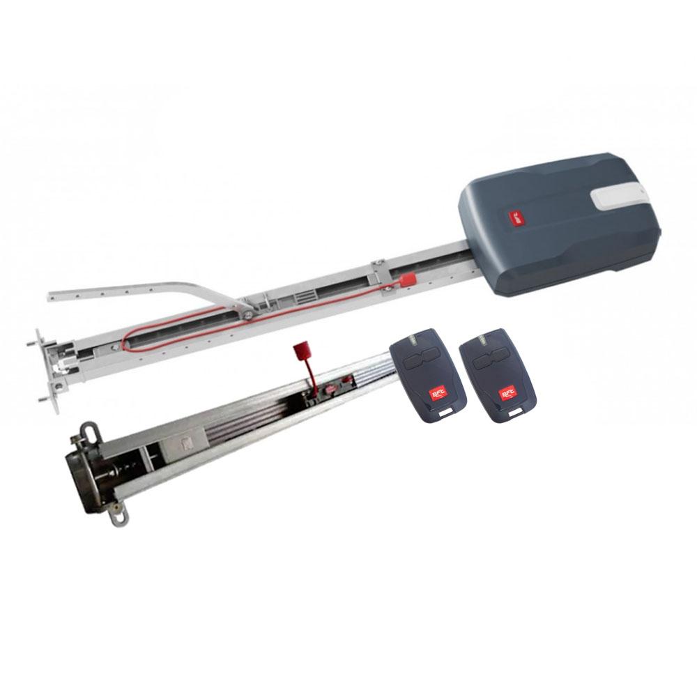 Kit automatizare usa garaj BFT BOTTICELLI-SMART-BT-A650-SINA3500-2XMITTO2, 10 mp, 200 W, 24 V