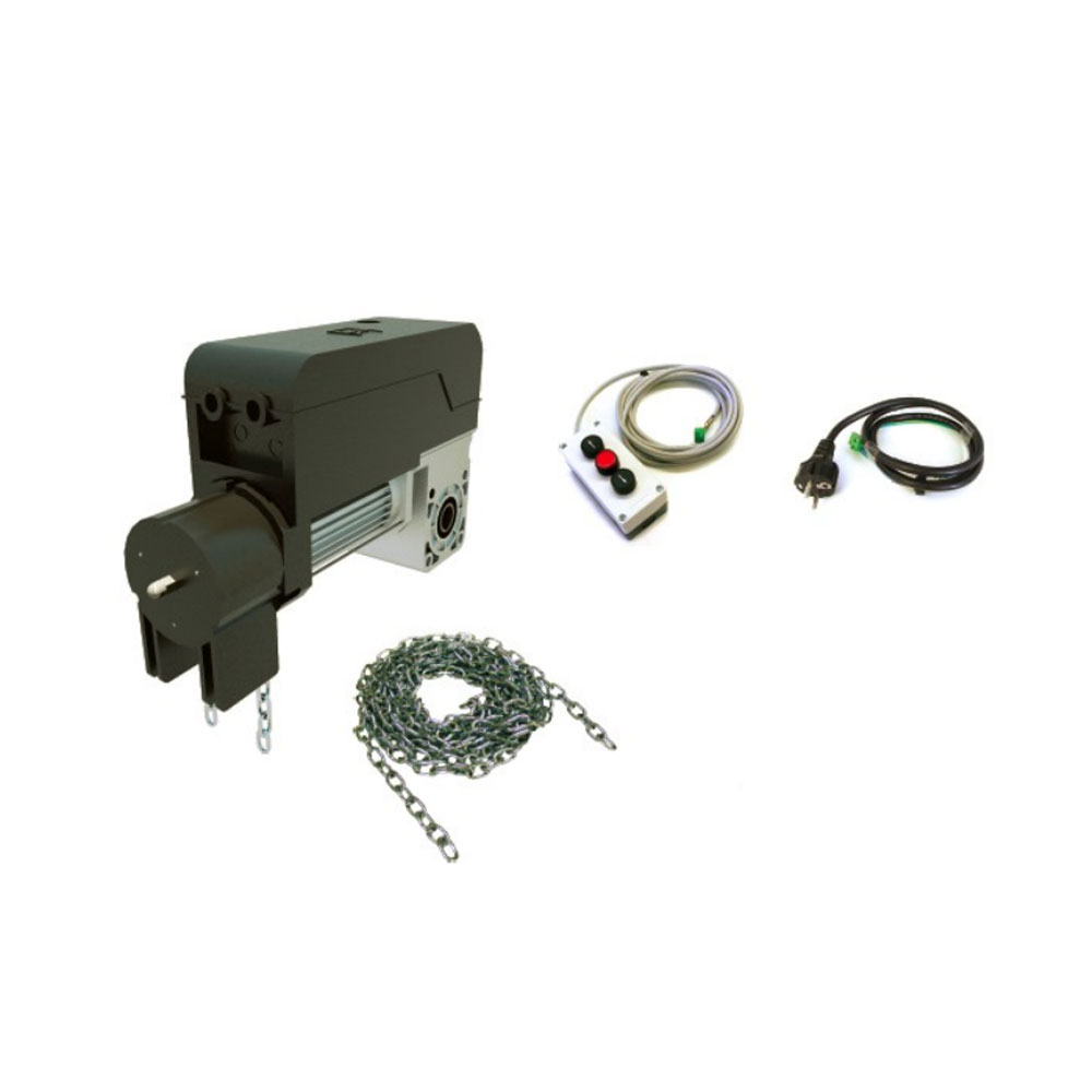 Kit automatizare usa garaj BFT PEGASO-UP-230V, 25 mp, 230 V monofazic, trafic semi-intensiv