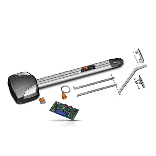 Kit automatizare usa garaj Roger Technology G40/1003, 17 m, H 3 m, 200 V