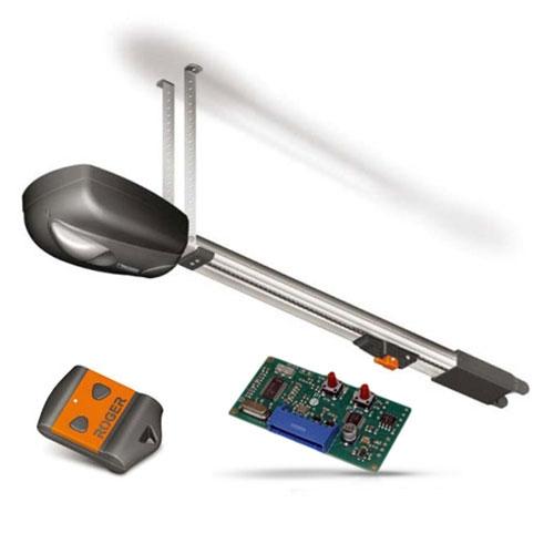 Kit automatizare usa garaj Roger Technology M40, 2.4 m, 230 V, 200 W imagine spy-shop.ro 2021