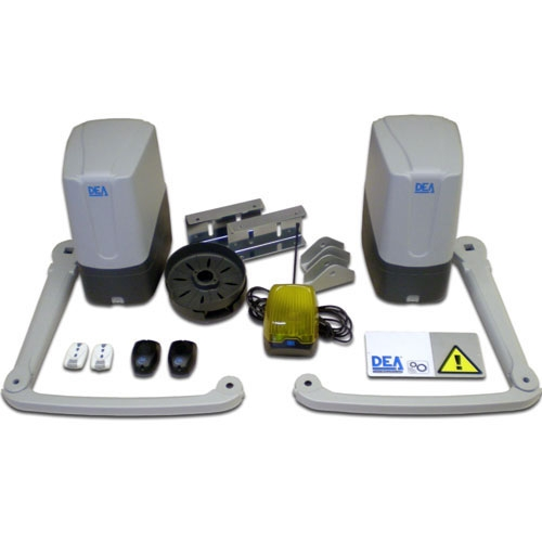 Kit automtizare poarta batanta Dea GEKO, 2 m/canat, 24 Vdc, 250 Kg/canat imagine spy-shop.ro 2021