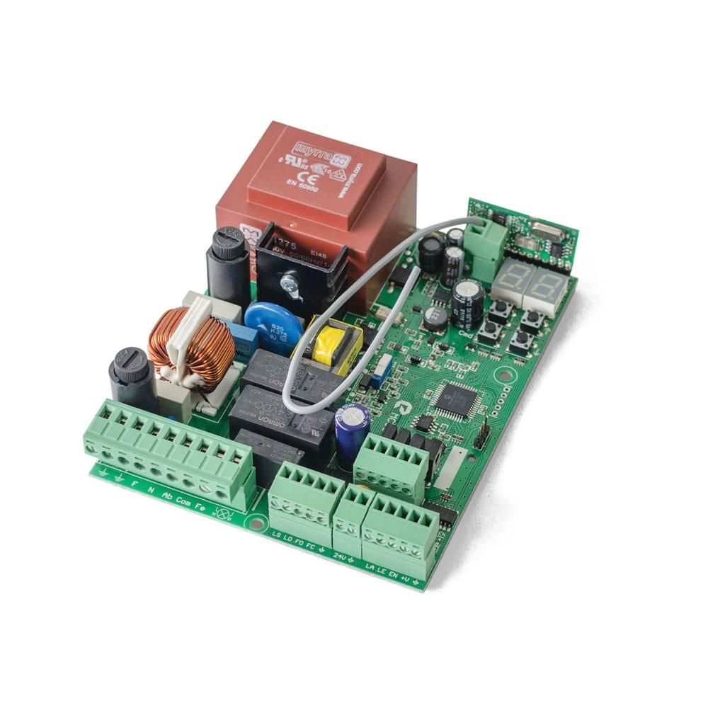 Unitate de comanda Motorline MC50SE, 433.92 MHz, cod saritor, 230 Vac imagine spy-shop.ro 2021