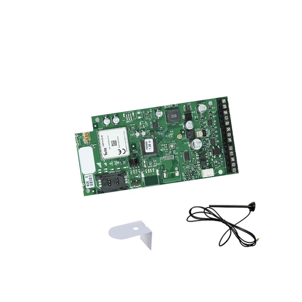 Kit comunicator/apelator GSM 2G DSC GS4005-K, Quad band, 6 terminale, 32 mesaje/8 numere imagine spy-shop.ro 2021