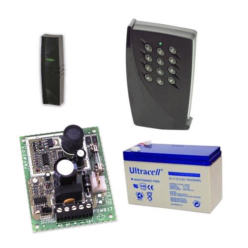 Kit control acces pentru PROMI1000PC, 1000 utilizatori, 1000 evenimente imagine spy-shop.ro 2021
