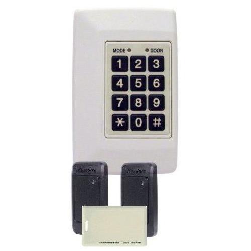 Kit de acces Rosslare AC-015, 500 utilizatori, 10 cartele imagine spy-shop.ro 2021