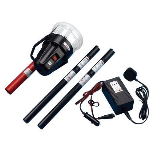 Kit dispozitiv testare detectori de temperatura SOLO 461-101, Cross Air, max 90 grade, 2 baterii imagine spy-shop.ro 2021