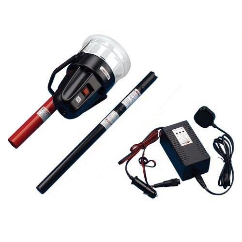 Kit dispozitiv testare detectori de temperatura SOLO 461-1-101, Cross Air, max 90 grade, 1 baterie