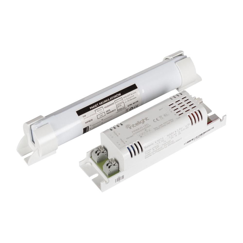 Kit Emergenta LED EL0056679, 3 ore, 8A, 60-100V imagine spy-shop.ro 2021
