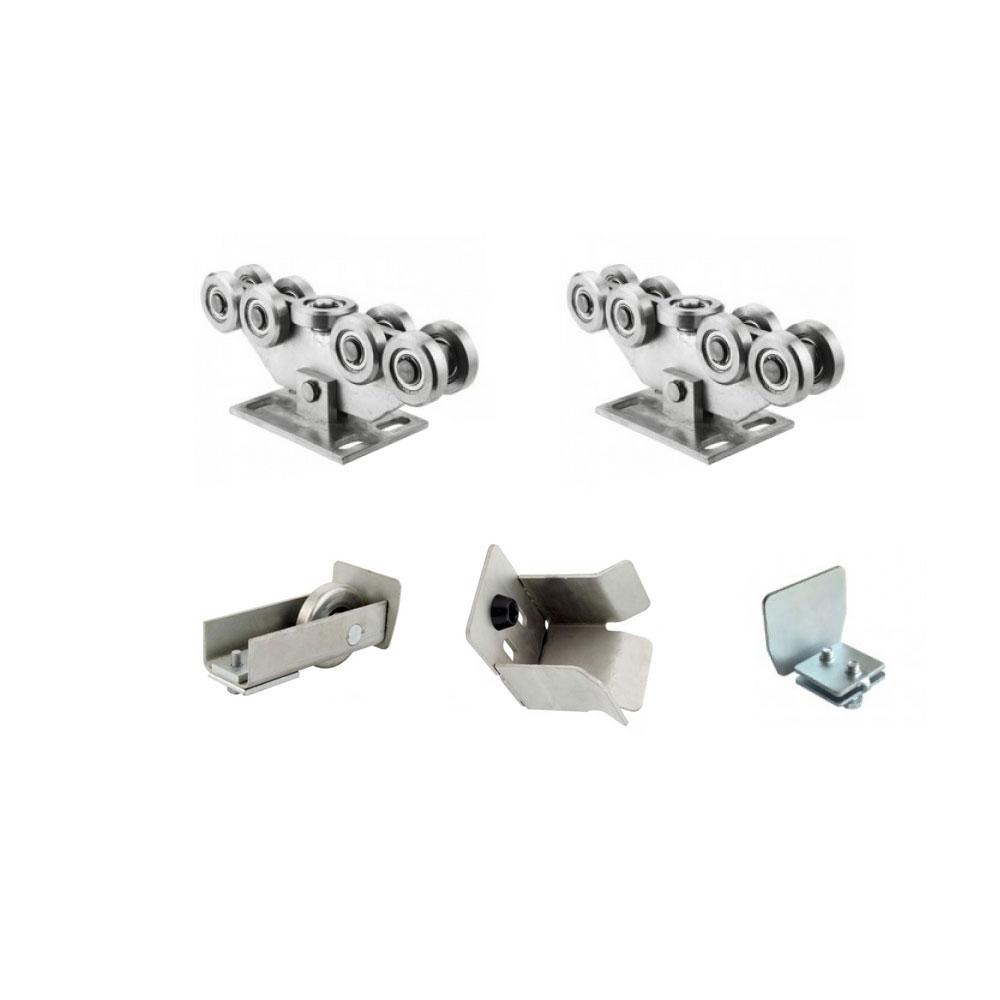 Kit feronerie pentru poarta autoportanta Stift 25-240/D9/KIT, 700 kg