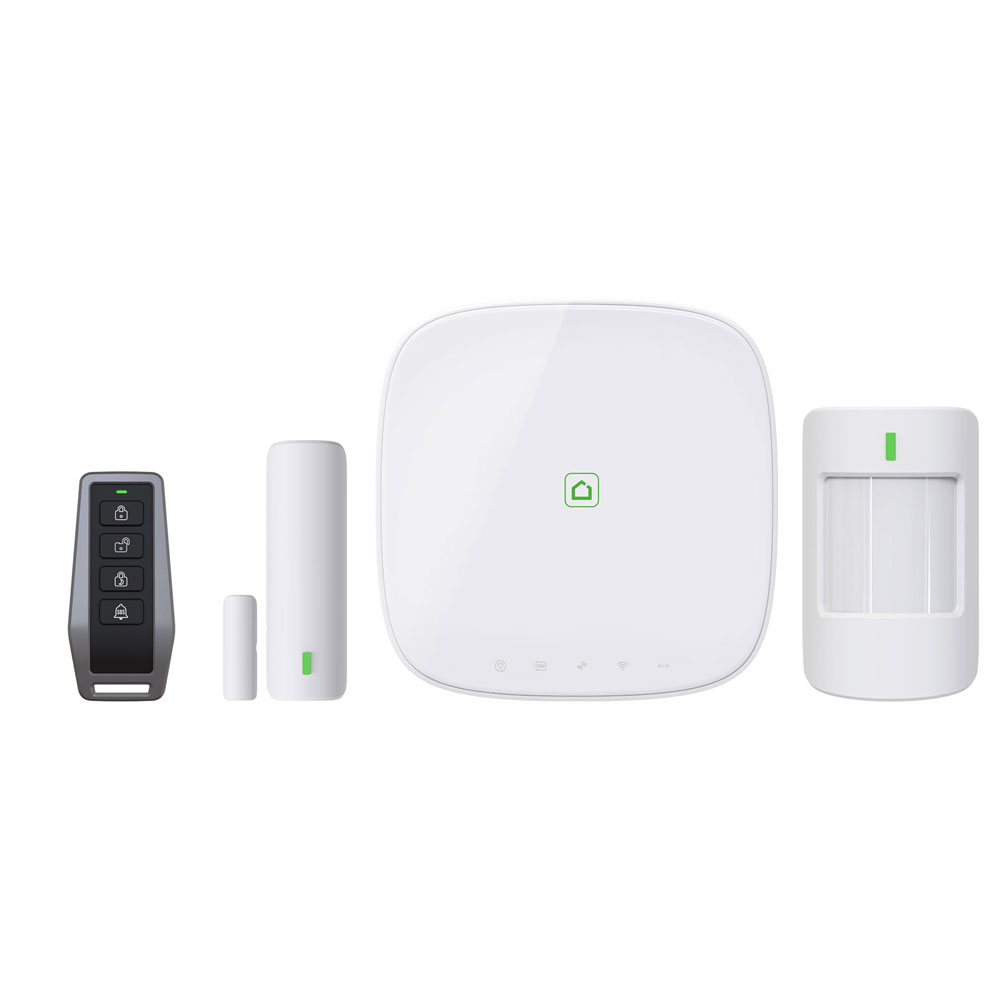 Sistem de alarma DinsafeR Helio WIFI+LAN+GSM+4G LTE