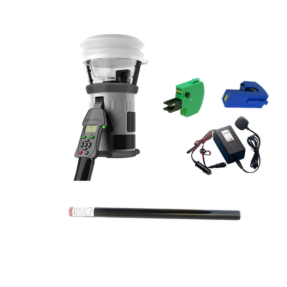 Kit testare detectori de fum/temperatura/CO TESTIFIRE 2001-1-101, interfata programabila, testare multisenzor, 1 baterie imagine spy-shop.ro 2021