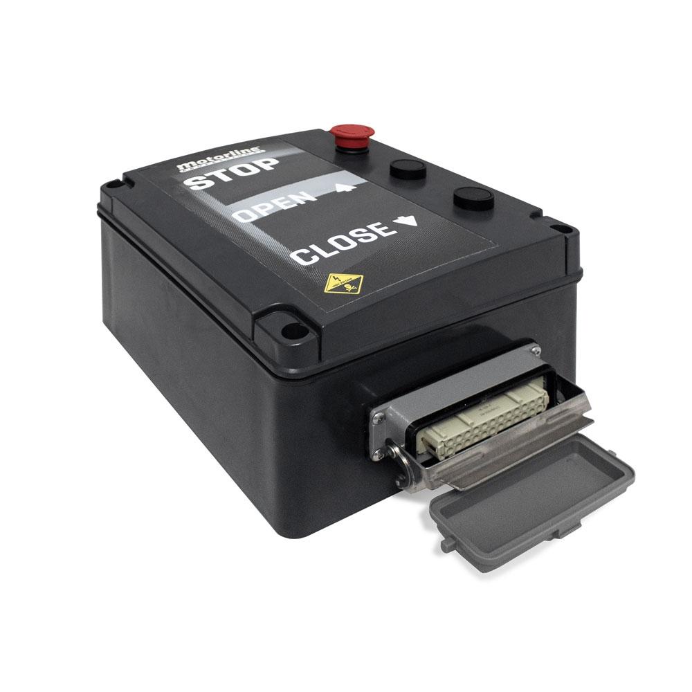 Cutie pentru unitatea de comanda Motorline BOX FOR MC113 imagine spy-shop.ro 2021