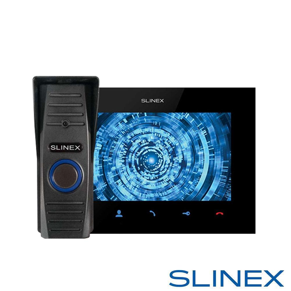 KIT VIDEOINTERFON 1 FAMILIE SLINEX VID-SLI-02