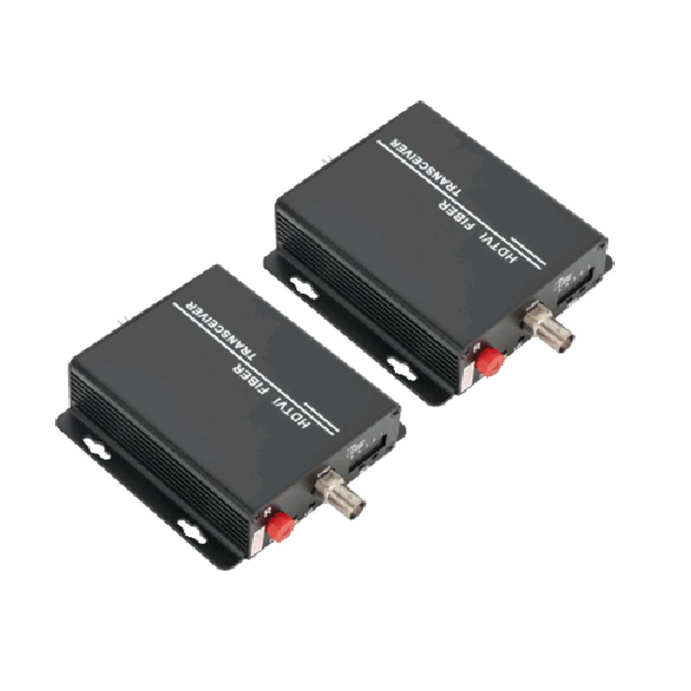 Kit convertor video HD UTP101HV-FS20-1080 analogic, 20 km, 75 ohm imagine spy-shop.ro 2021