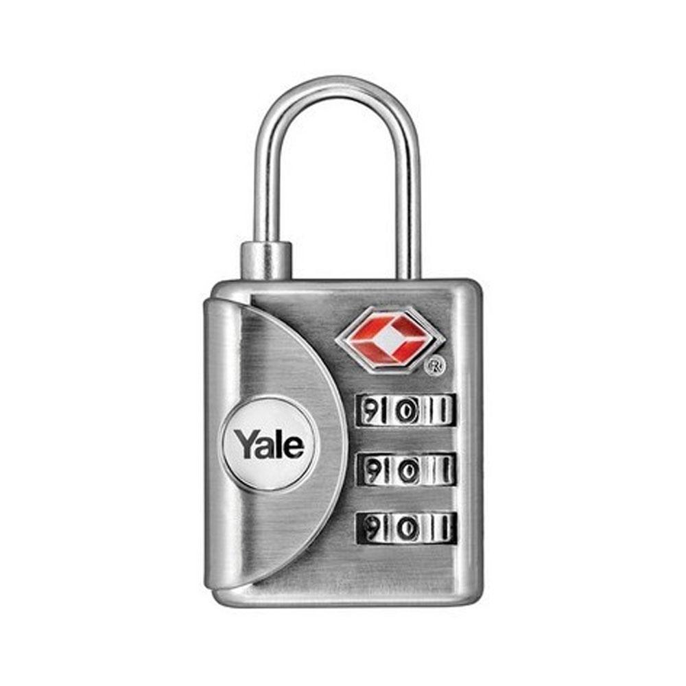 Lacat cu cifru YALE YTP1/32/119/1 imagine spy-shop.ro 2021