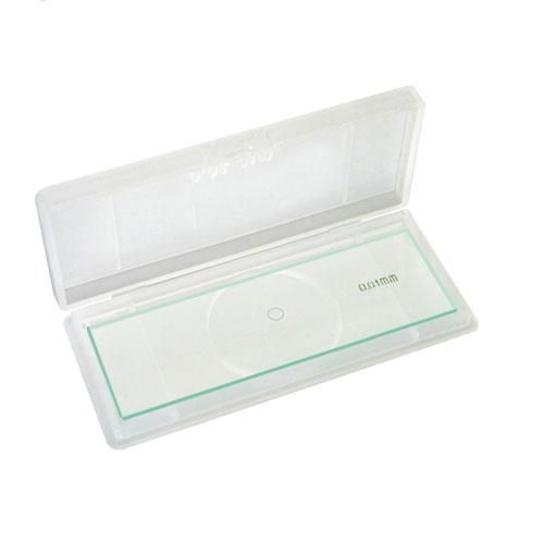 Lamela micrometrica 0.01 mm Bresser 5916710 imagine spy-shop.ro 2021