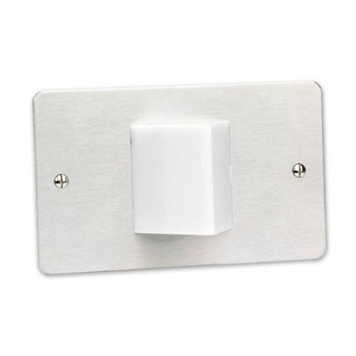 Lampa adresabila de avertizare C-TEC SPE0656000, inox imagine spy-shop.ro 2021