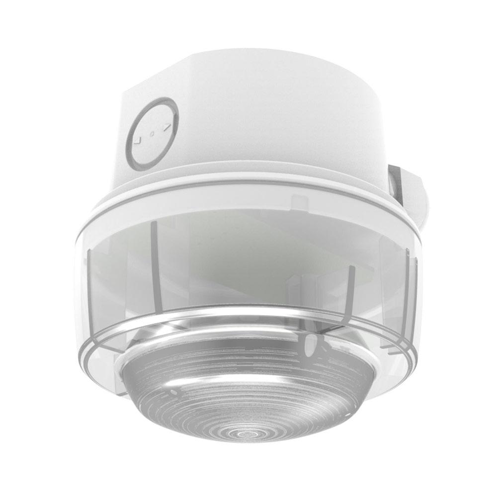 Lampa semnalizare conventionala de exterior Hochiki CWST-WR-W5, IP65, LED rosu, carcasa PC-ABS alb imagine spy-shop.ro 2021