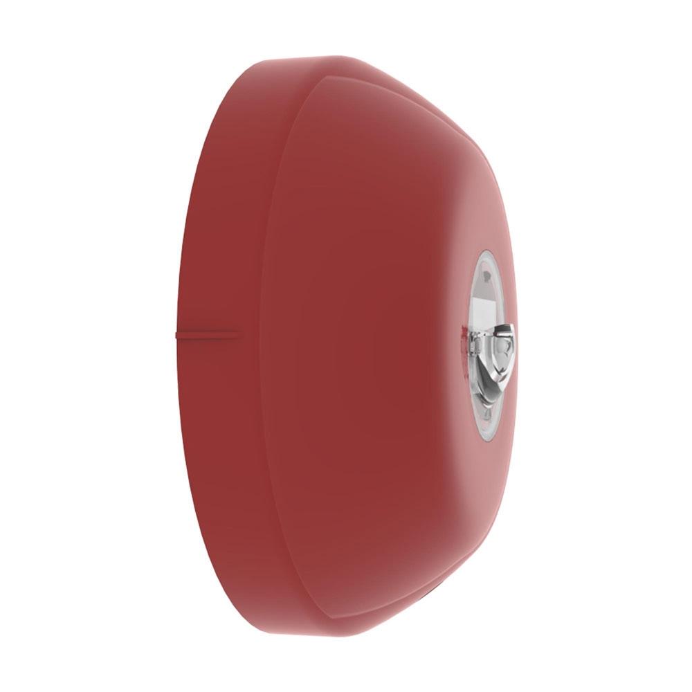 Lampa de incendiu adresabila pentru perete Hochiki ESP CHQ-WB(RED)/RL, 15 m, LED rosu, carcasa PC+ABS rosu imagine spy-shop.ro 2021