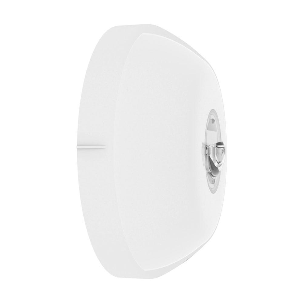 Lampa de incendiu adresabila pentru perete Hochiki ESP CHQ-WB(WHT)/WL, 15 m, LED alb, carcasa PC+ABS alb