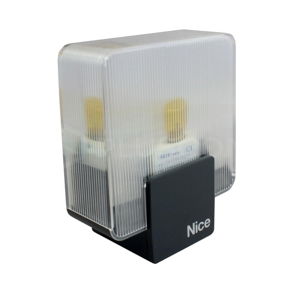 Lampa de semnalizare Nice EL, 230 V, 433.92 MHz, IP 44
