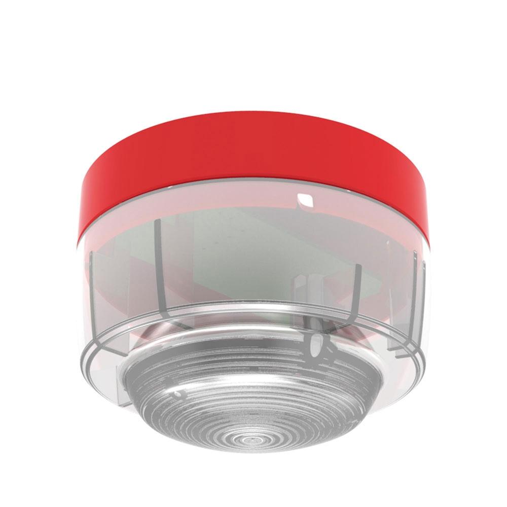Lampa semnalizare conventionala Hochiki CWST-RW-S5, IP21C, LED alb, carcasa PC-ABS rosu imagine spy-shop.ro 2021