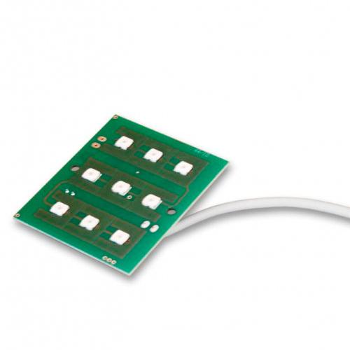 Lampa de semnalizare cu LED pentru bariera BENINCA EVA.LAMP imagine spy-shop.ro 2021