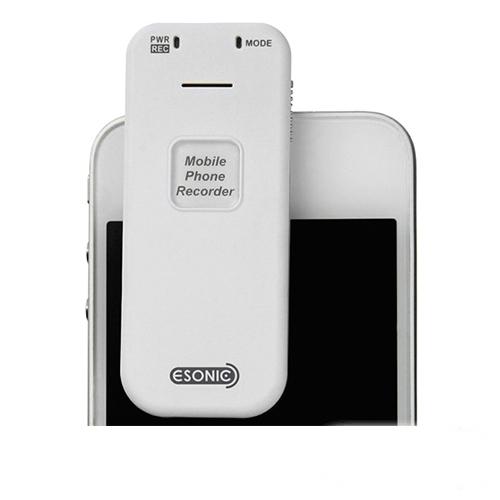 Reportofon digital pentru telefon Esonic MQ-U2, 4GB imagine spy-shop.ro 2021