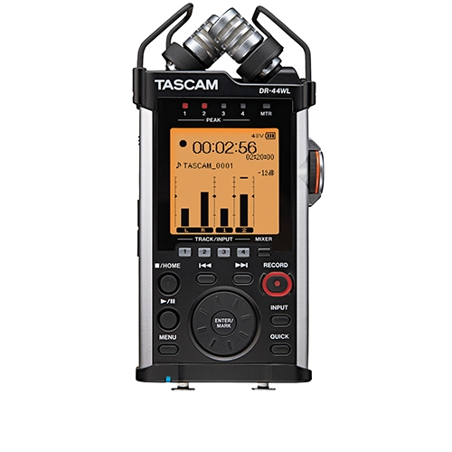 Reportofon digital profesional Tascam DR-44WL, card 4GB inclus imagine spy-shop.ro 2021