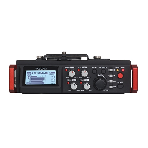 Reportofon digital profesional tascam DR-701D, 128GB, 9 ore imagine spy-shop.ro 2021