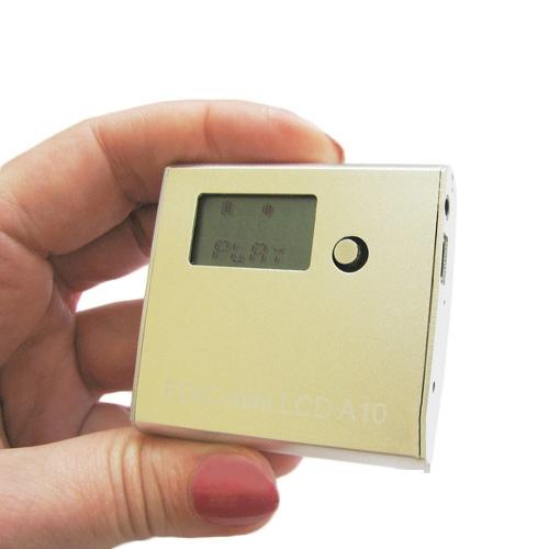 Micro Reportofon digital Profesional 2GB TSM Edic-Mini LCD A10, 2GB imagine spy-shop.ro 2021