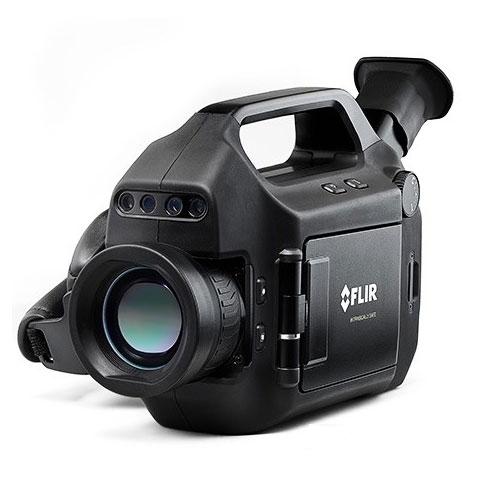 Camera cu termoviziune si detector gaz Flir GFX320 imagine spy-shop.ro 2021