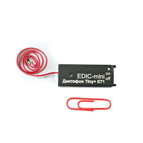Micro reportofon digital profesional TSM EDIC-MINI TINY+ AR-THQ-E71, 4GB imagine spy-shop.ro 2021