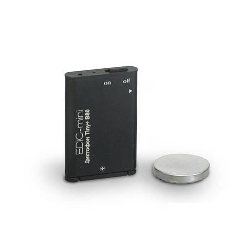Micro reportofon digital profesional TSM EDIC-MINI TINY+ B80, 4GB imagine spy-shop.ro 2021