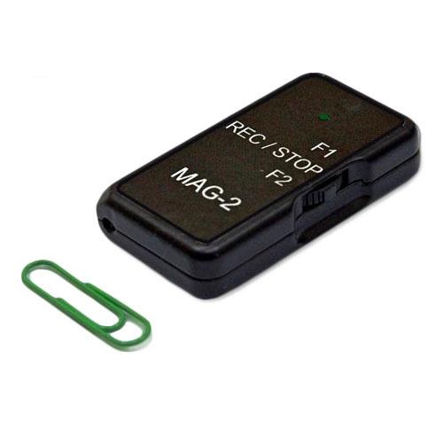 Micro reportofon digital profesional TSM MAG-2, 2GB imagine spy-shop.ro 2021