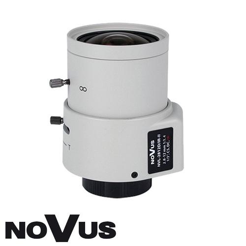 LENTILA VARIFOCALA DE 2.8-12 MM NOVUS NVL-2812D/IR-II