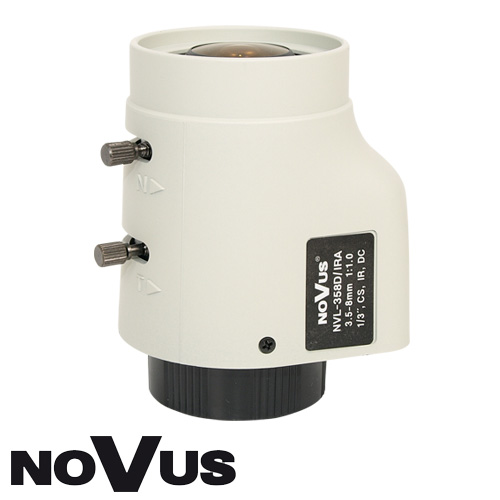 LENTILA VARIFOCALA DE 3.5-8 MM NOVUS NVL-358D/IRA