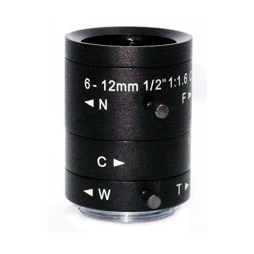 LENTILA VARIFOCALA MEGAPIXEL DE 6-12 MM SFINX SF-EV0612MC.HR imagine spy-shop.ro 2021