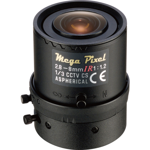 LENTILA VARIFOCALA MEGAPIXEL TAMRON M13VG288IR imagine spy-shop.ro 2021