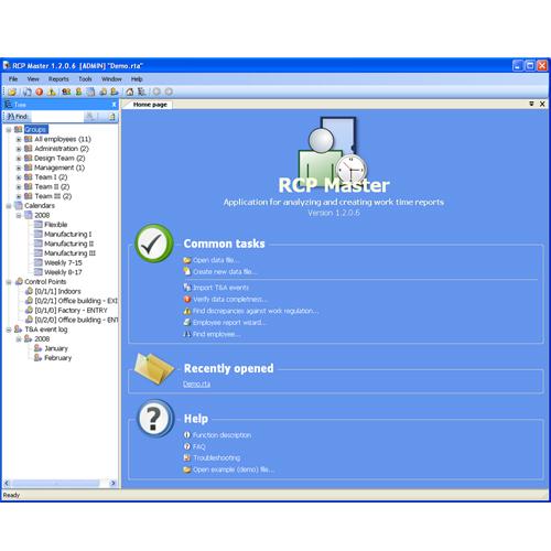 Licenta software pentru 1 utilizator master Roger Technology RCP M2, 250 angajati imagine spy-shop.ro 2021