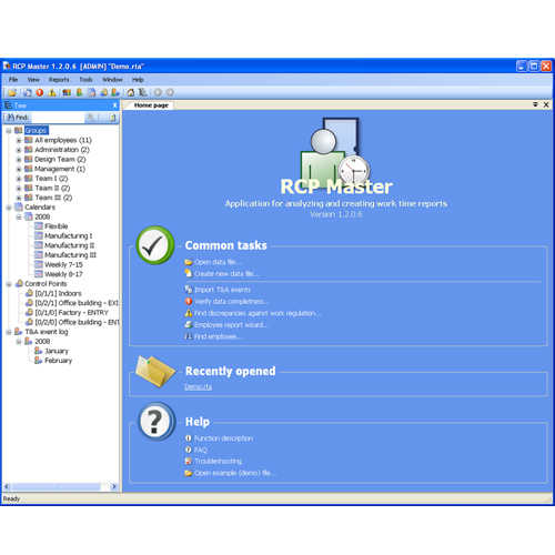 Licenta software pentru 3 utilizatori master Roger Technology RCP M6, angajati nelimitati imagine spy-shop.ro 2021